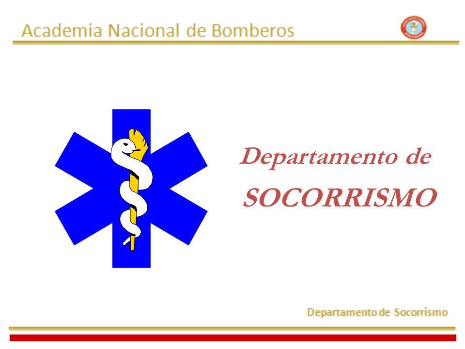 Departamento de SOCORRISMO