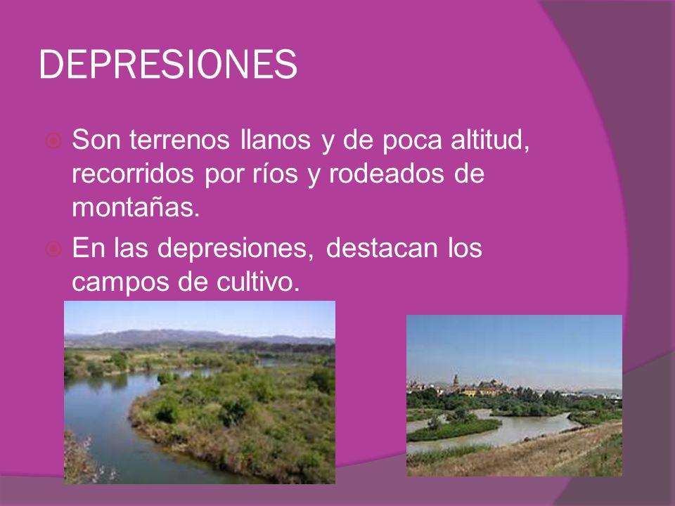 Depresiones Geograficas