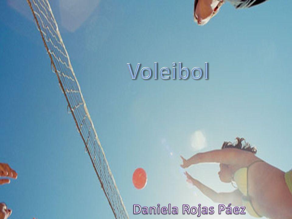 Voleibol Daniela Rojas Páez