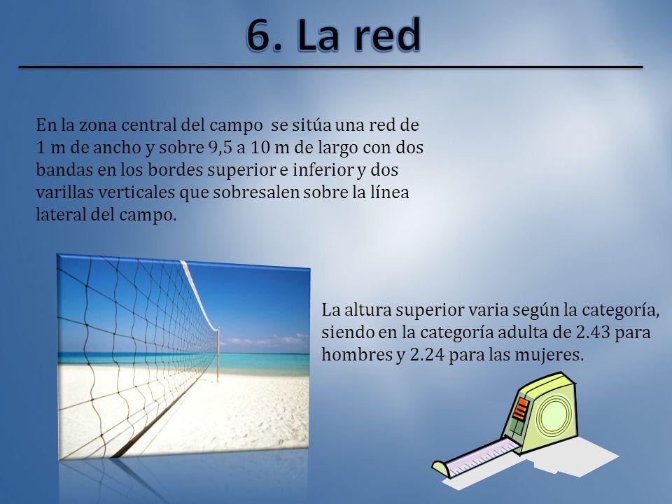 6. La red