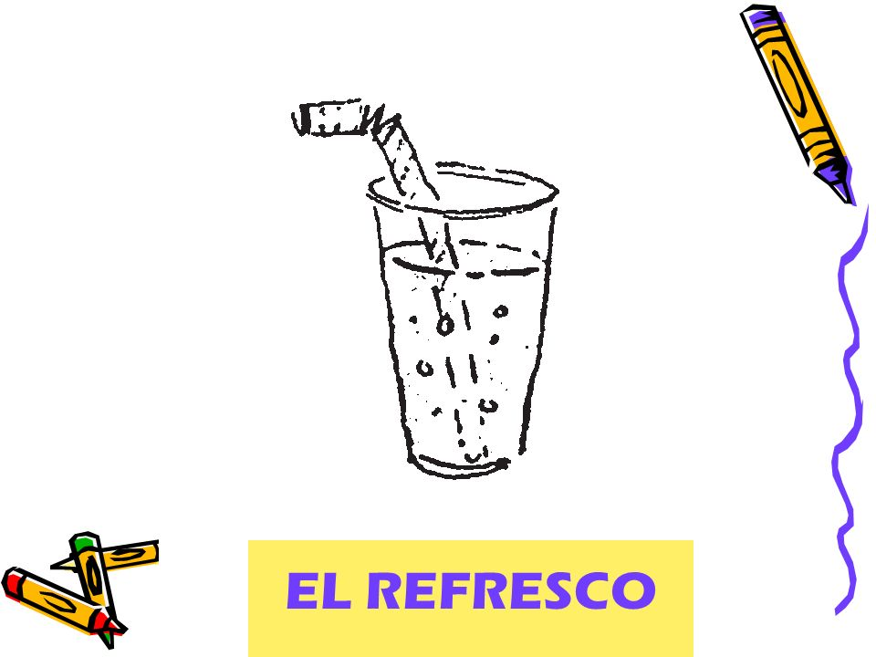 EL REFRESCO soft drink
