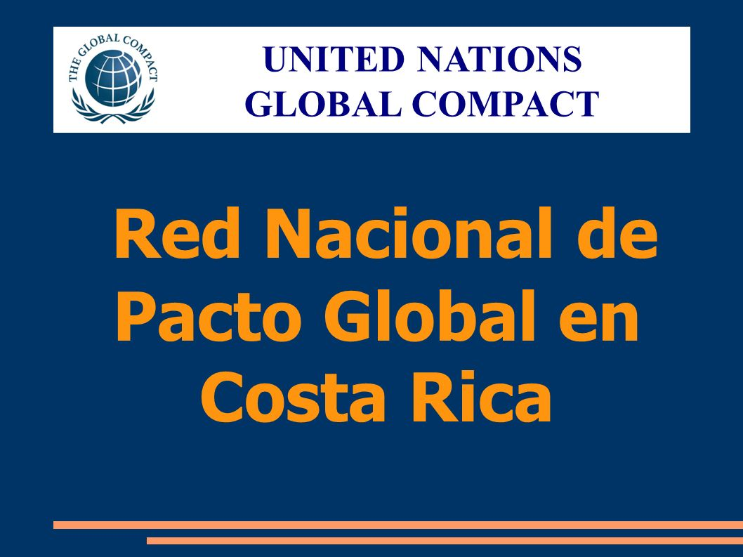 Red Nacional de Pacto Global en Costa Rica