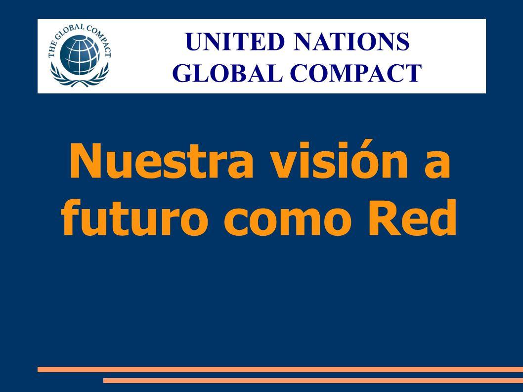 Nuestra visión a futuro como Red