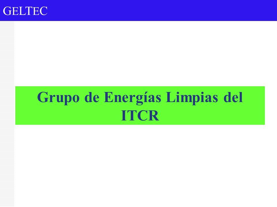 Grupo de Energías Limpias del ITCR
