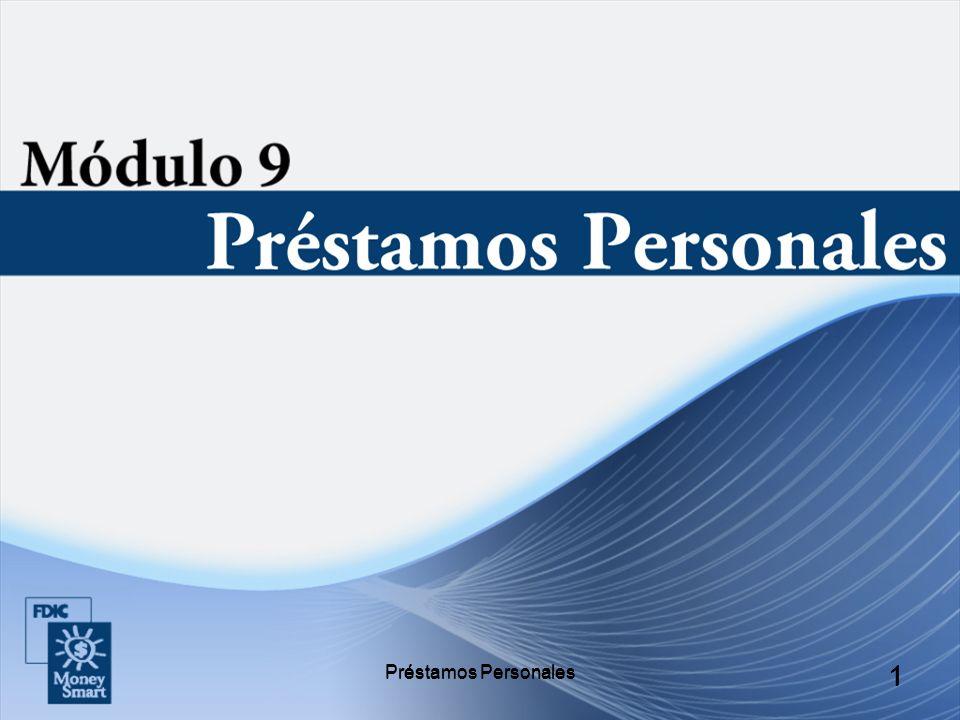 Préstamos Personales Préstamos Personales 1
