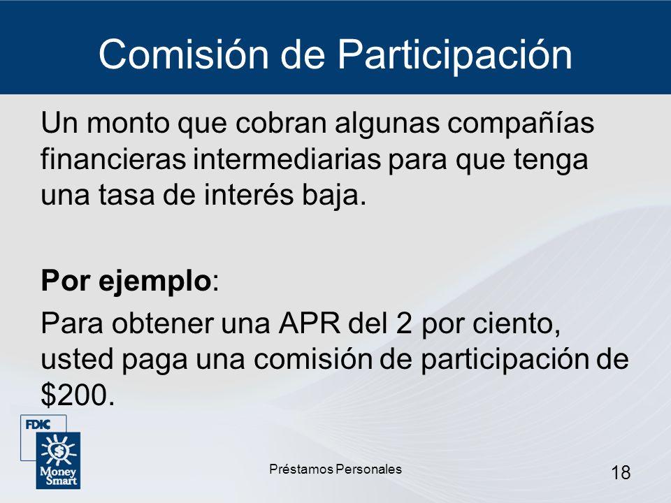 Comisión de Participación