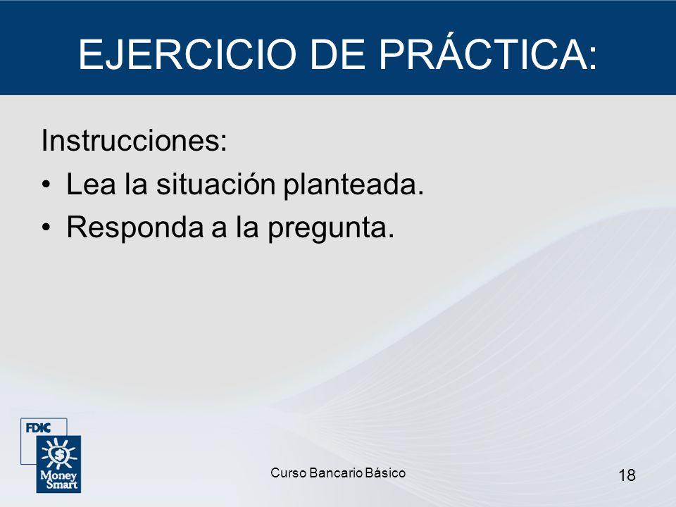EJERCICIO DE PRÁCTICA: