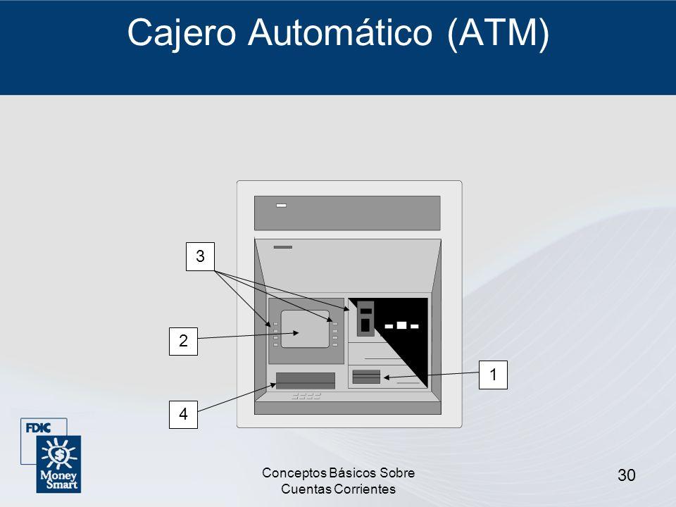 Cajero Automático (ATM)