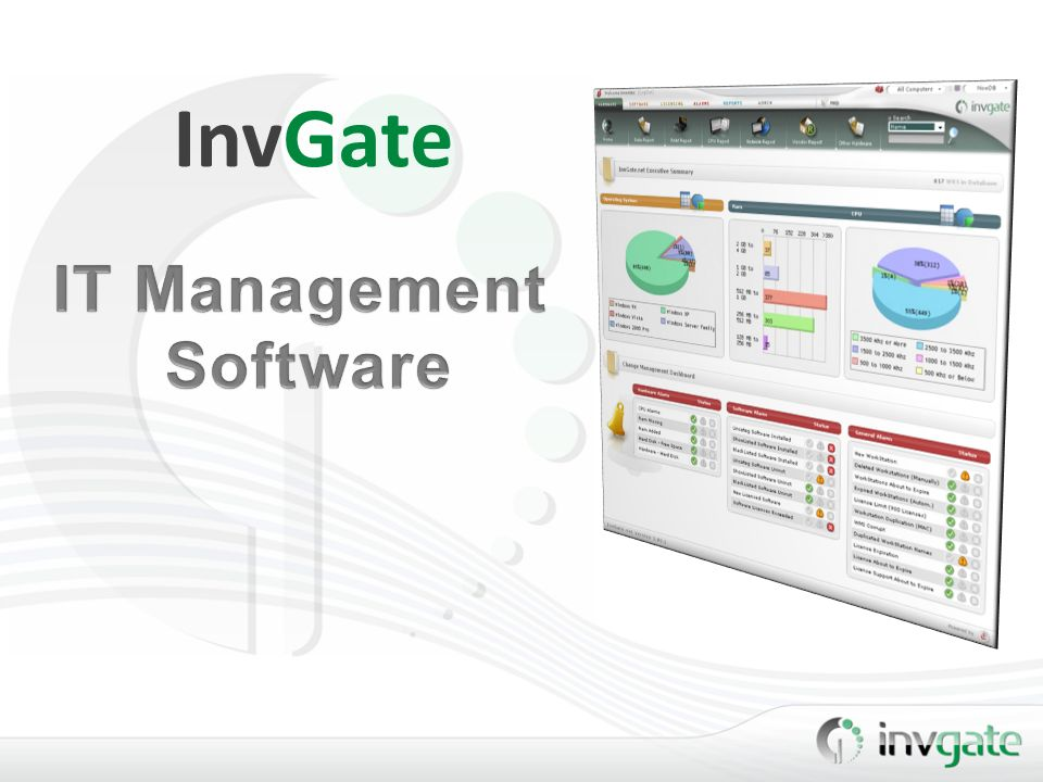 InvGate IT Management Software
