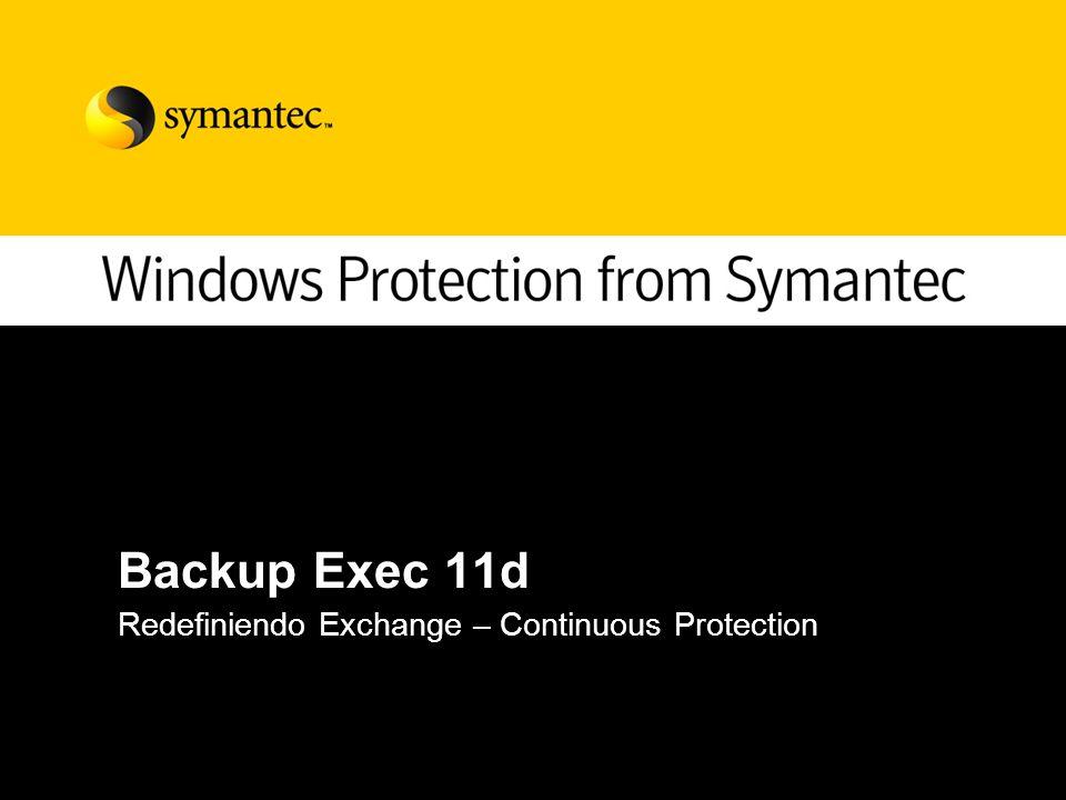 Redefiniendo Exchange – Continuous Protection