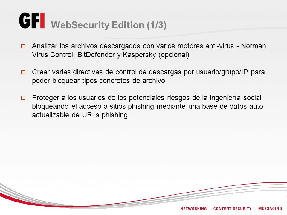 WebSecurity Edition (1/3)