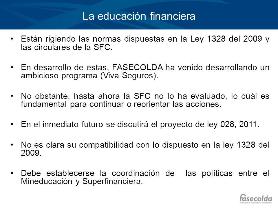 La educación financiera