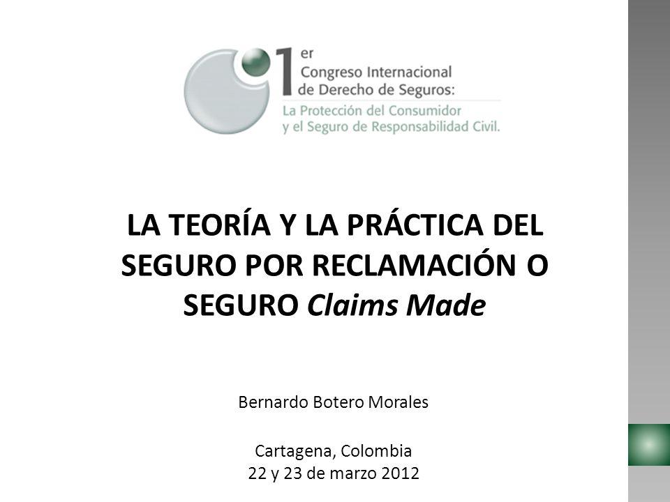 Bernardo Botero Morales Cartagena, Colombia 22 y 23 de marzo 2012