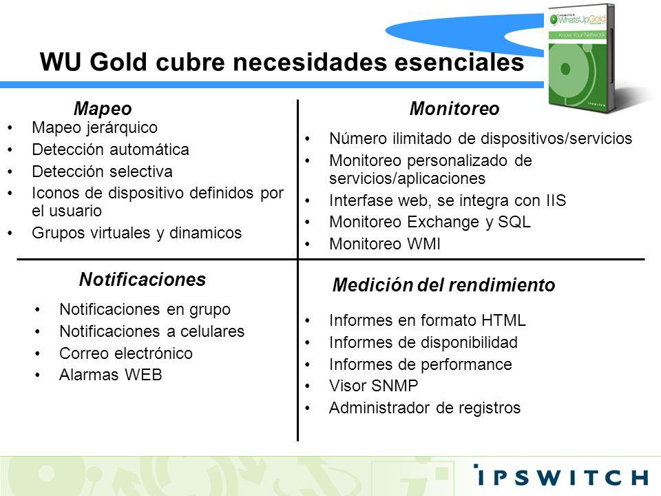 WU Gold cubre necesidades esenciales