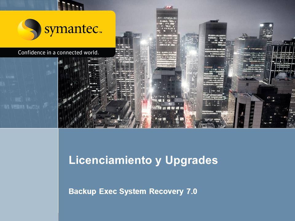 Licenciamiento y Upgrades
