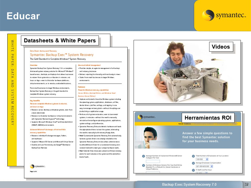 Datasheets & White Papers