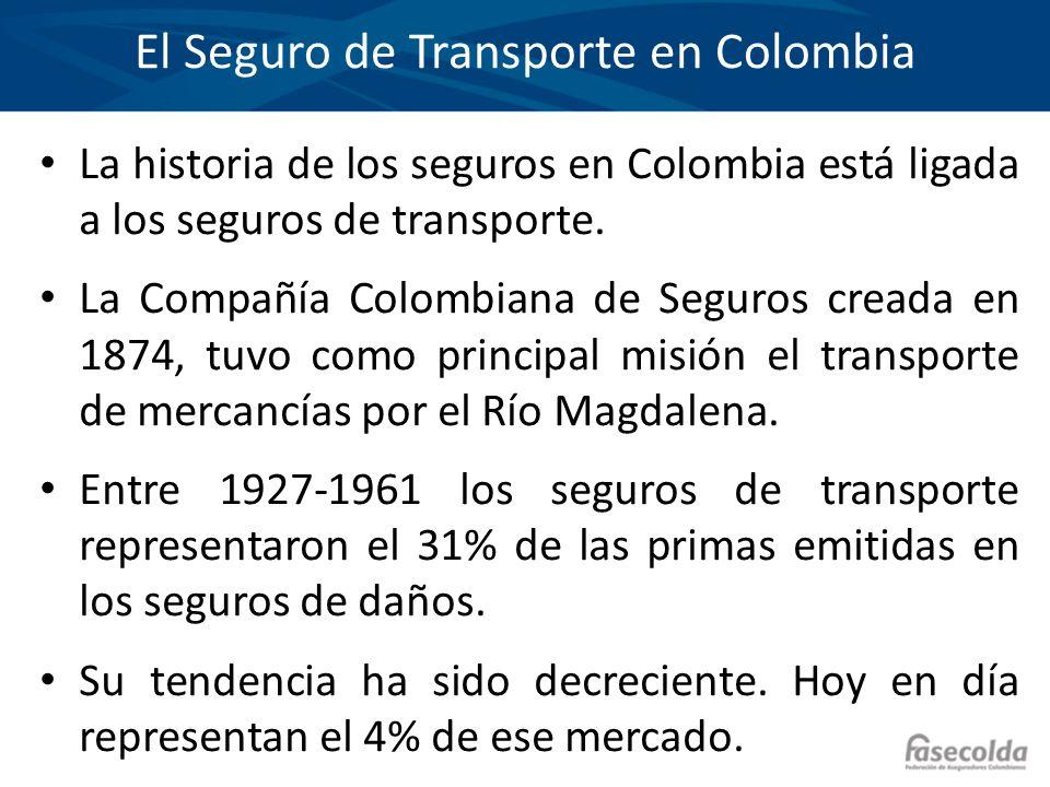 El Seguro de Transporte en Colombia