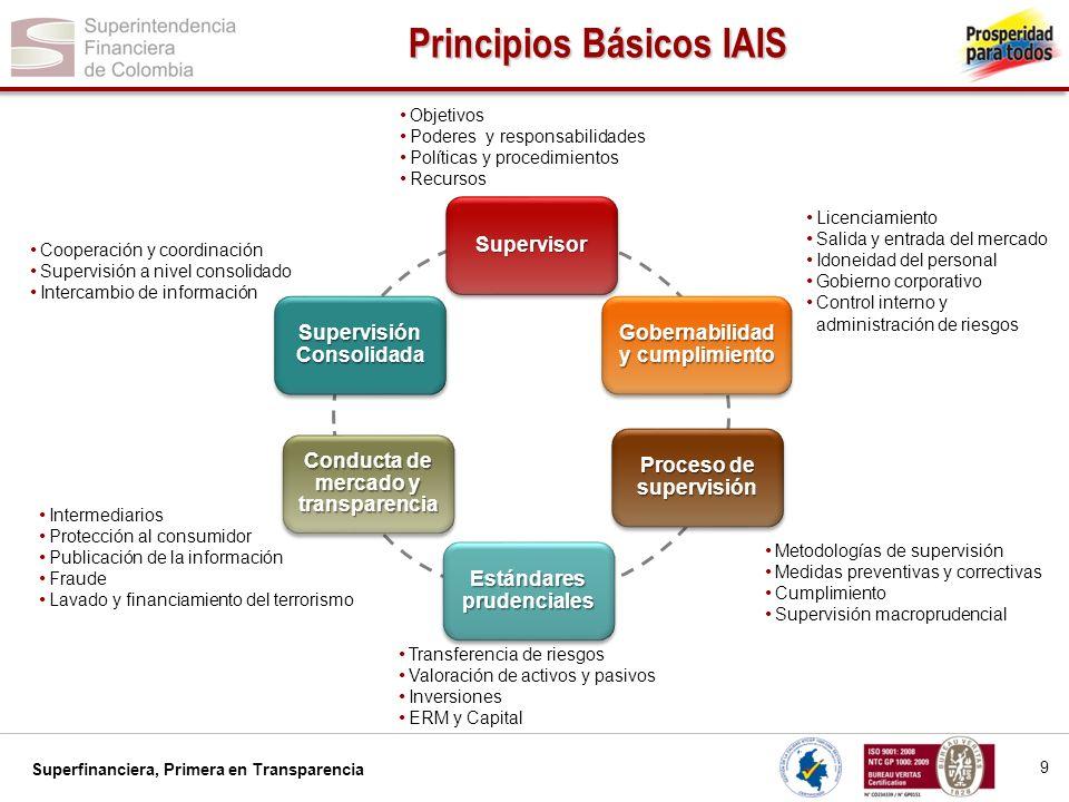 Principios Básicos IAIS