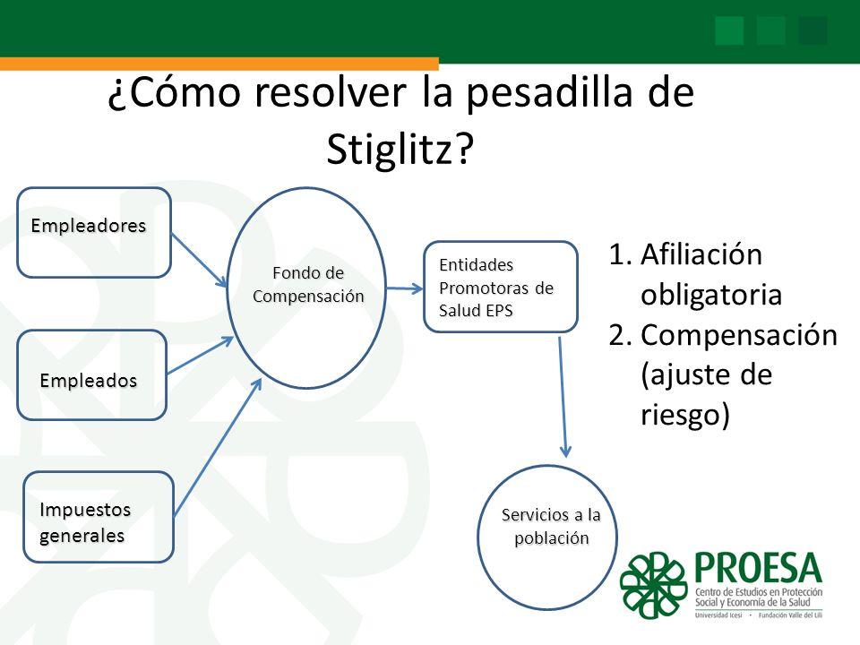 ¿Cómo resolver la pesadilla de Stiglitz