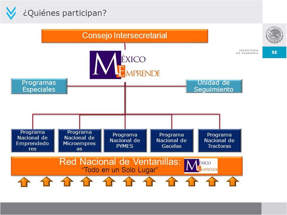 Red Nacional de Ventanillas: