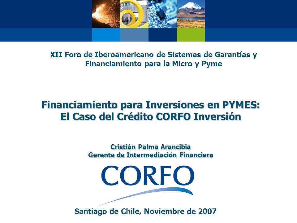Santiago de Chile, Noviembre de 2007