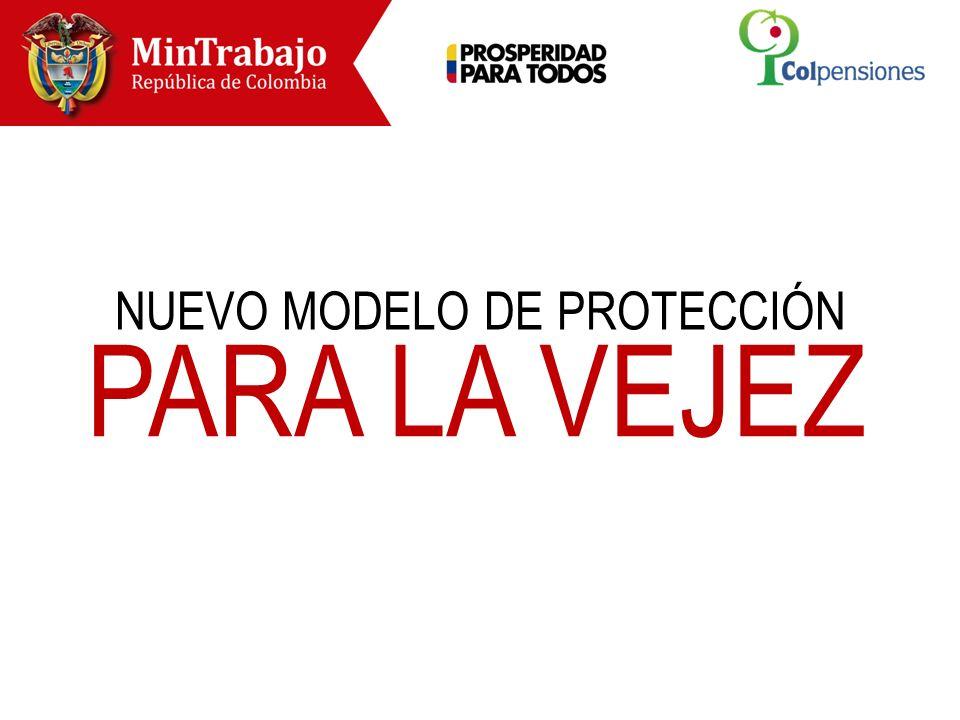 NUEVO MODELO DE PROTECCIÓN