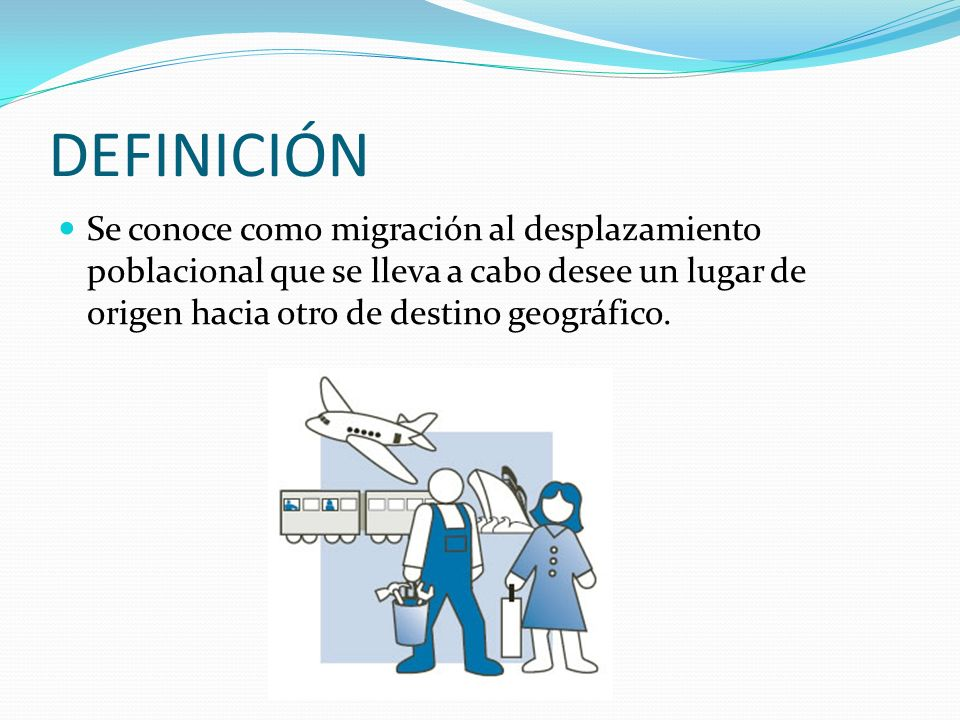 Las migraciones ppt video online descargar for Origen y definicion de oficina