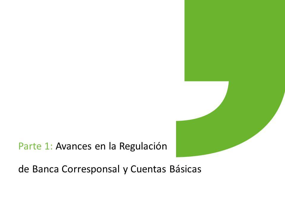 Parte 1: Avances en la Regulación
