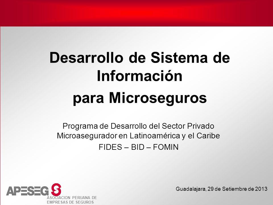 Desarrollo de Sistema de Información