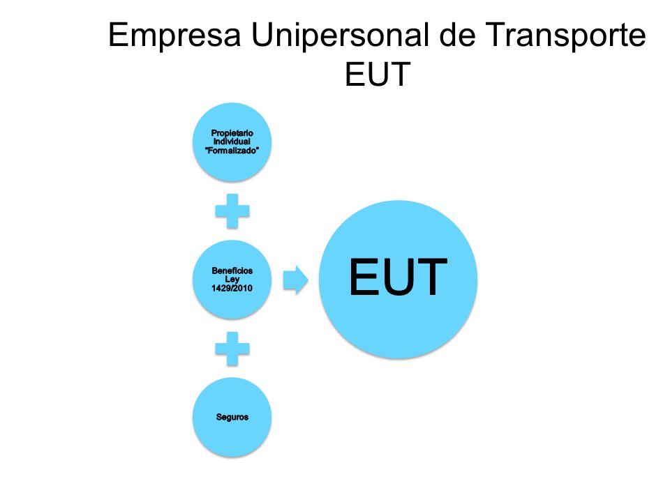 Empresa Unipersonal de Transporte EUT