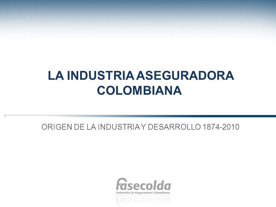 LA INDUSTRIA ASEGURADORA COLOMBIANA