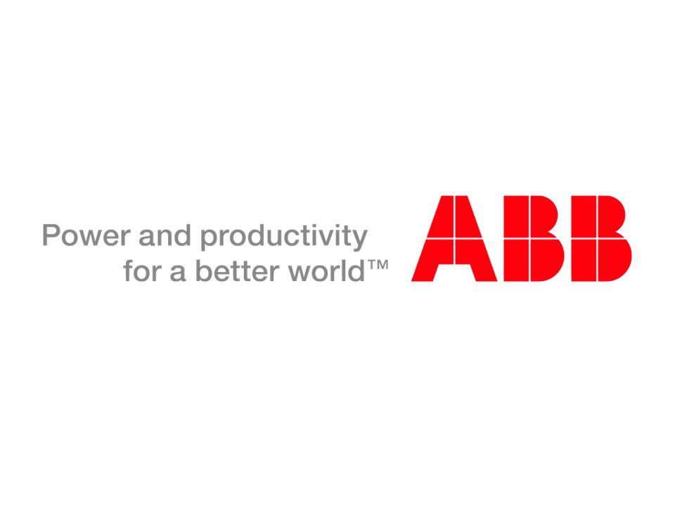 © ABB Group - Robotics March 24, 2017