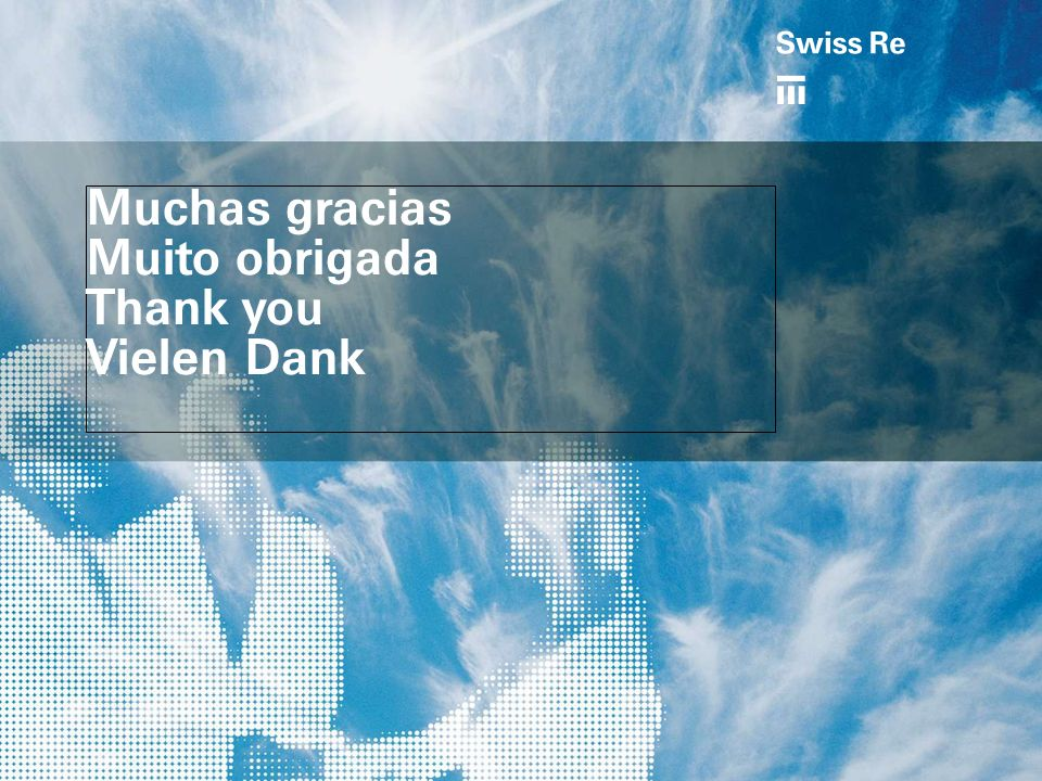 Muchas gracias Muito obrigada Thank you Vielen Dank
