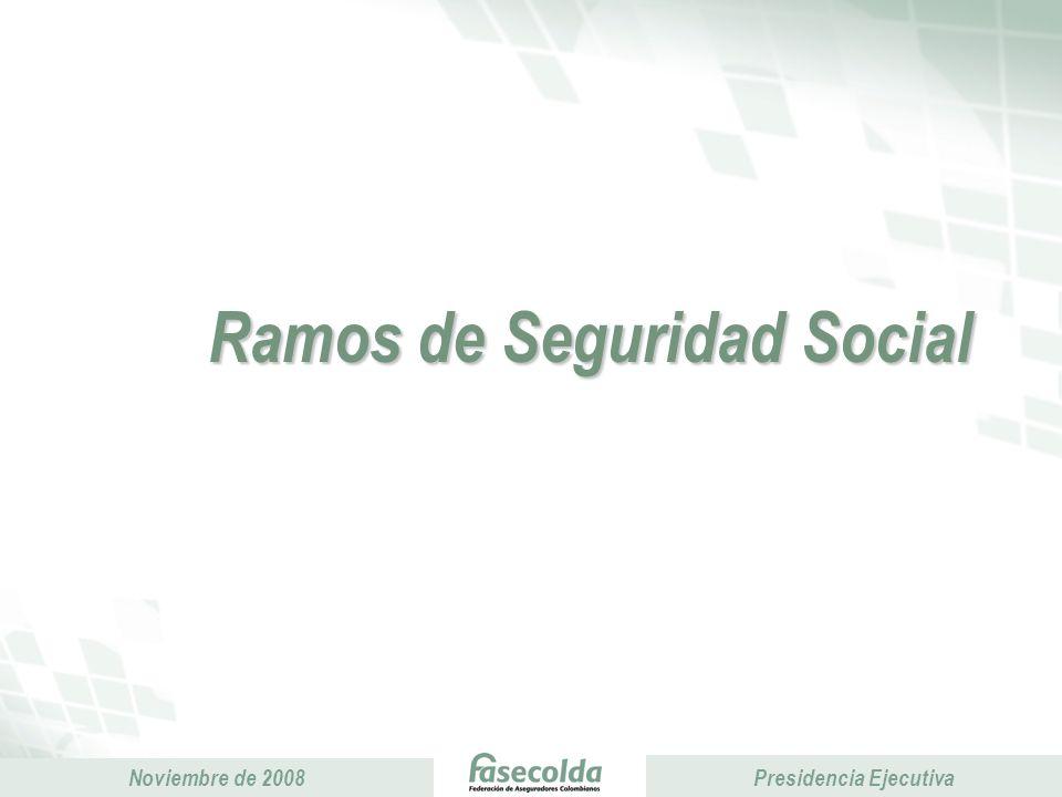 Ramos de Seguridad Social