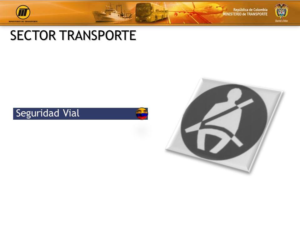 SECTOR TRANSPORTE Seguridad Vial
