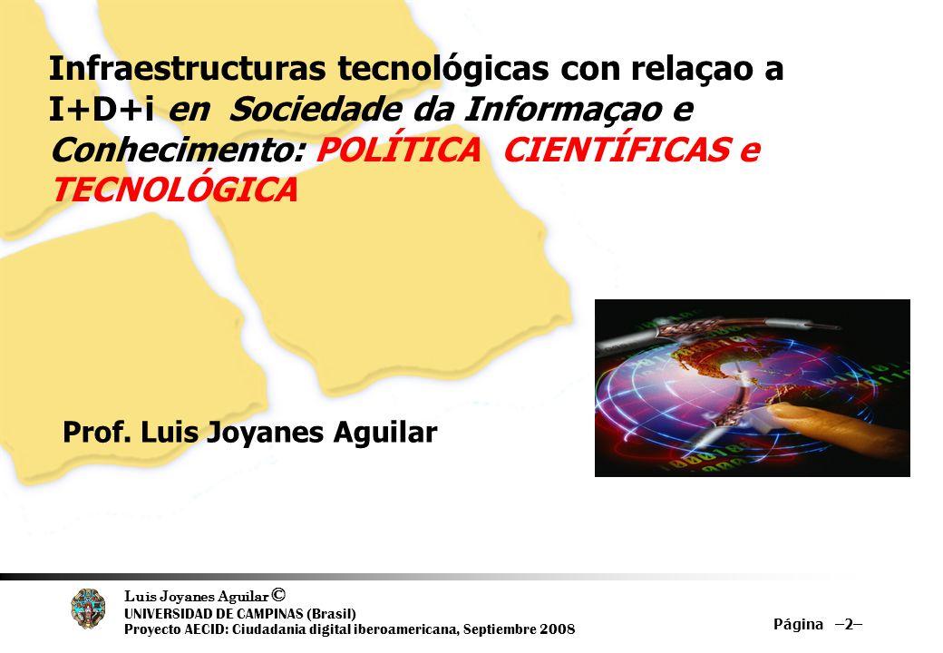 Prof. Luis Joyanes Aguilar