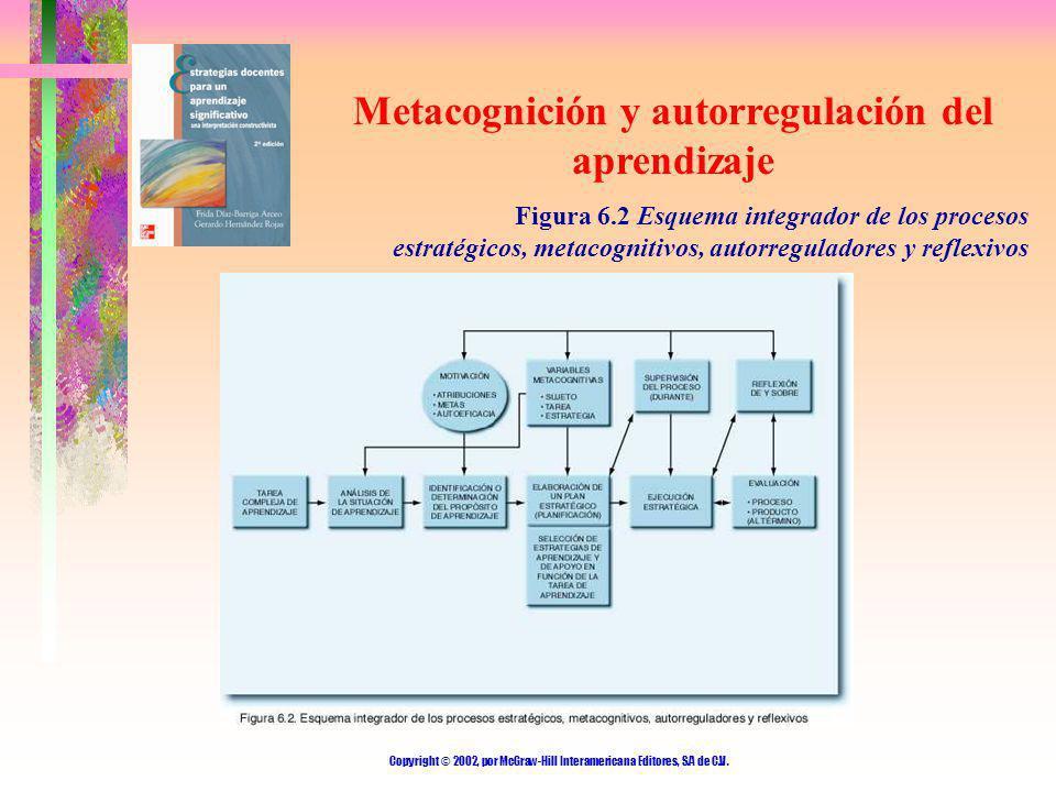 Metacognición y autorregulación del aprendizaje