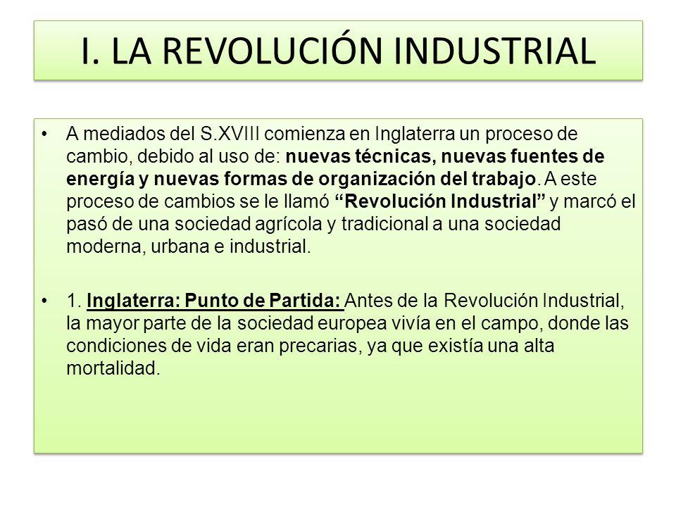 Industrial Le i la revolución industrial ppt descargar