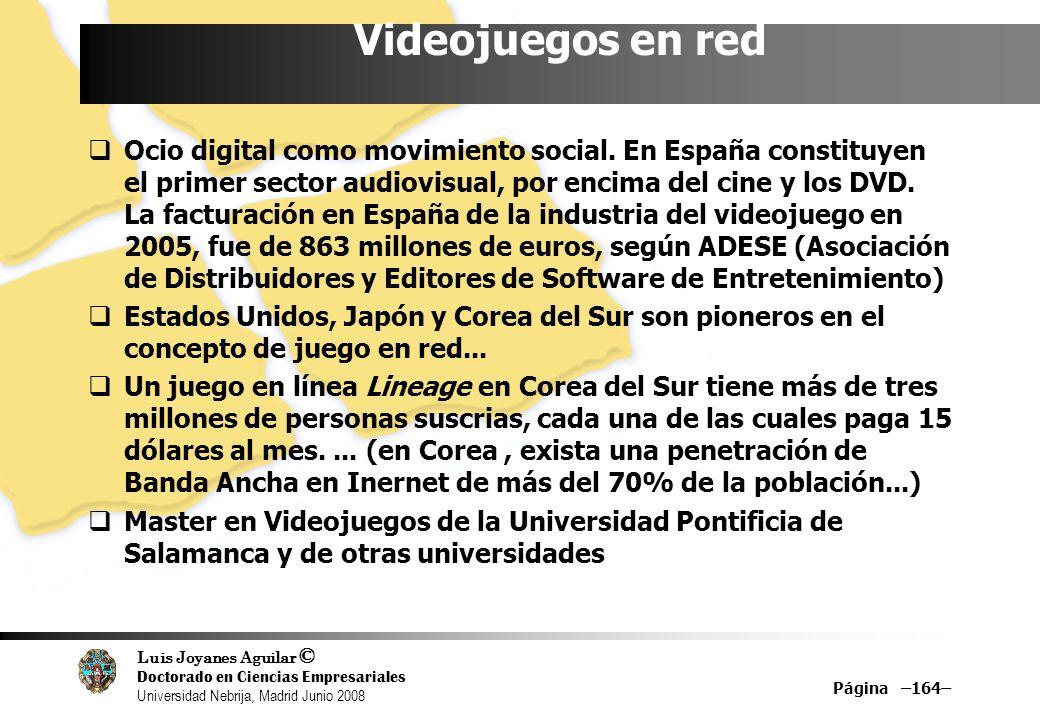Videojuegos en red
