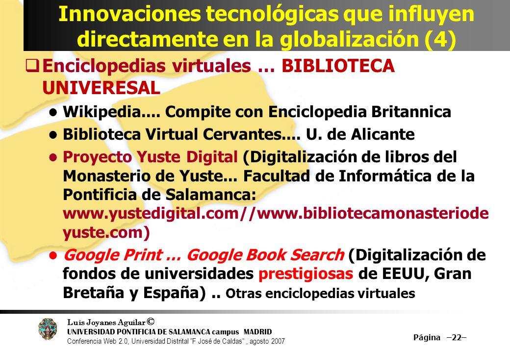 Innovaciones tecnológicas que influyen directamente en la globalización (4)