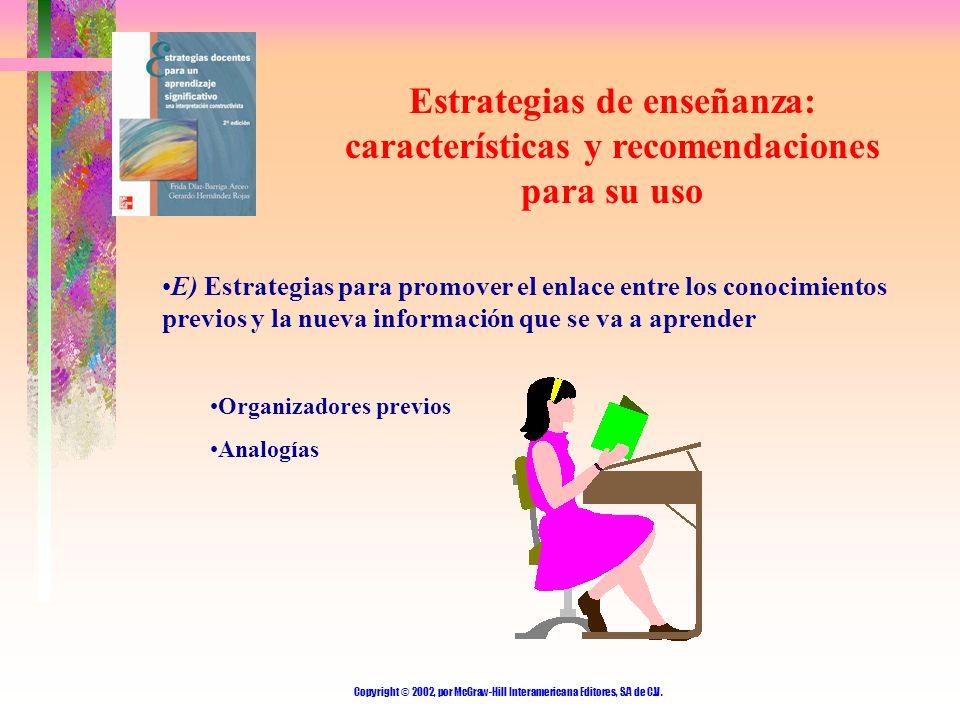 Copyright © 2002, por McGraw-Hill Interamericana Editores, S.A de C.V.