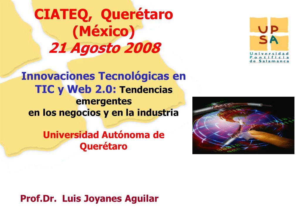 Prof.Dr. Luis Joyanes Aguilar