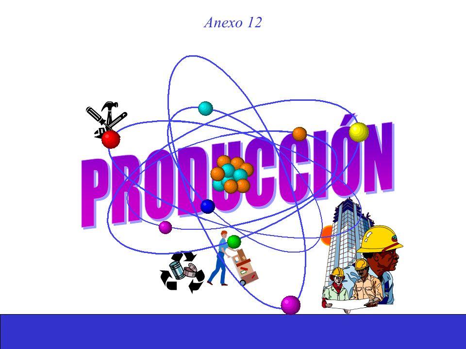 Anexo 12 PRODUCCIÓN