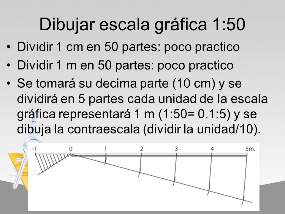 Como dibujar escala grafica chungcuso3luongyen for Muebles a escala 1 50 para planos