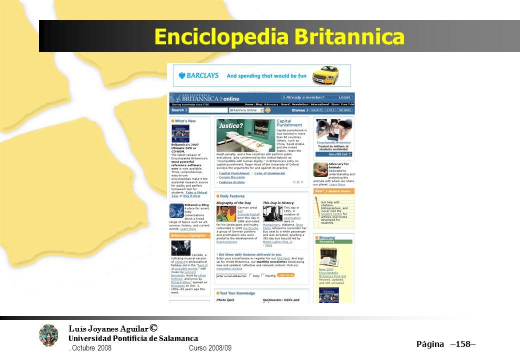 Enciclopedia Britannica