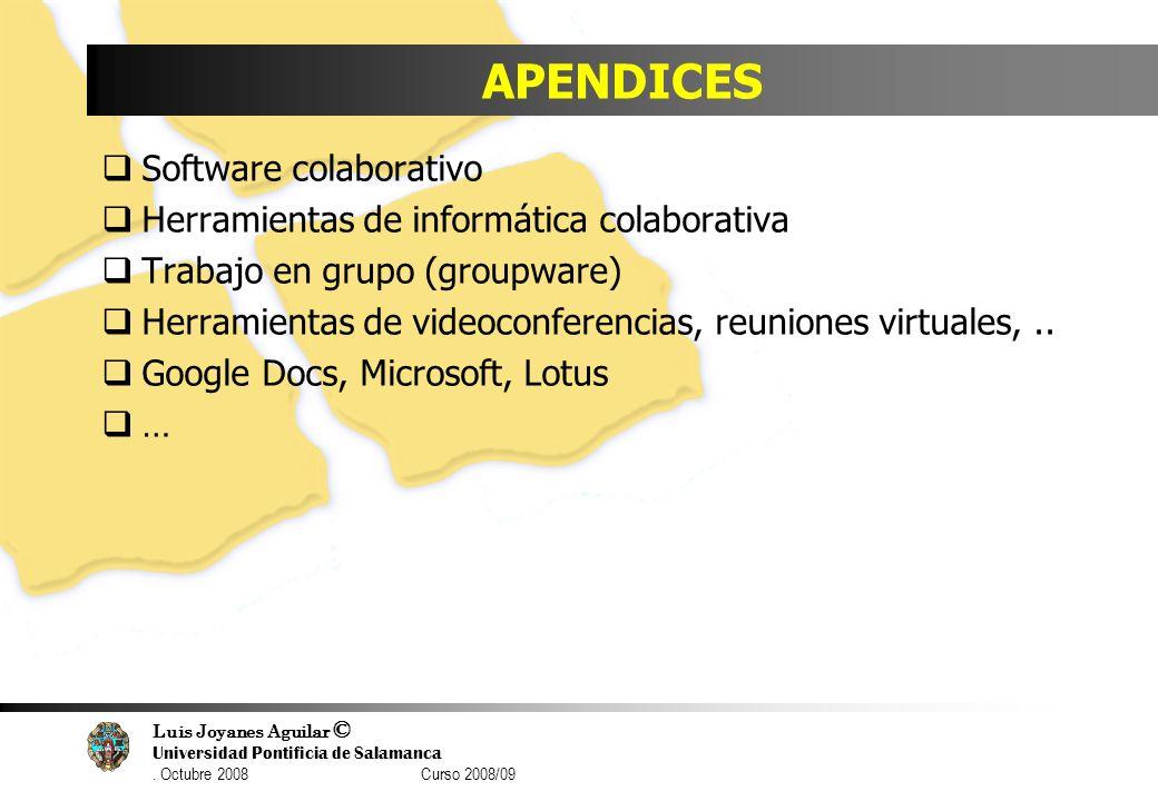 APENDICES Software colaborativo