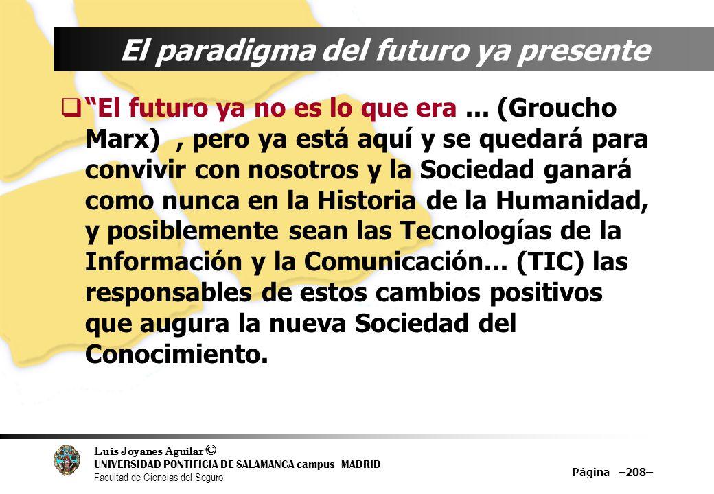 El paradigma del futuro ya presente