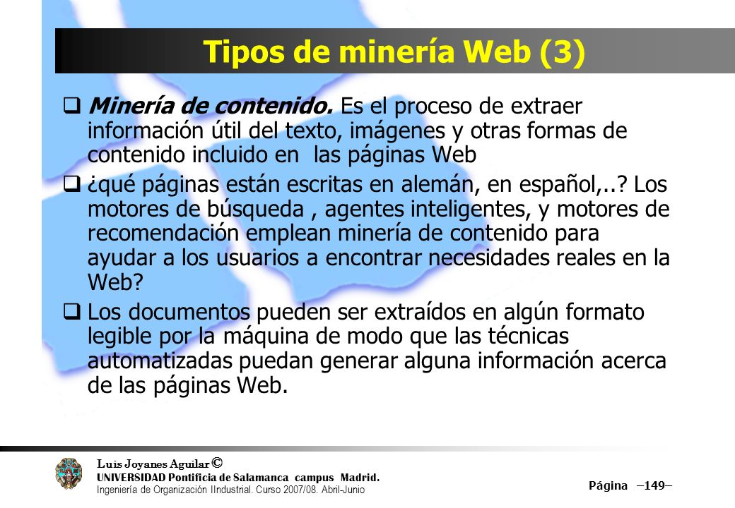 Tipos de minería Web (3)