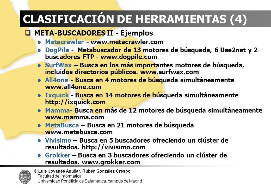 CLASIFICACIÓN DE HERRAMIENTAS (4)