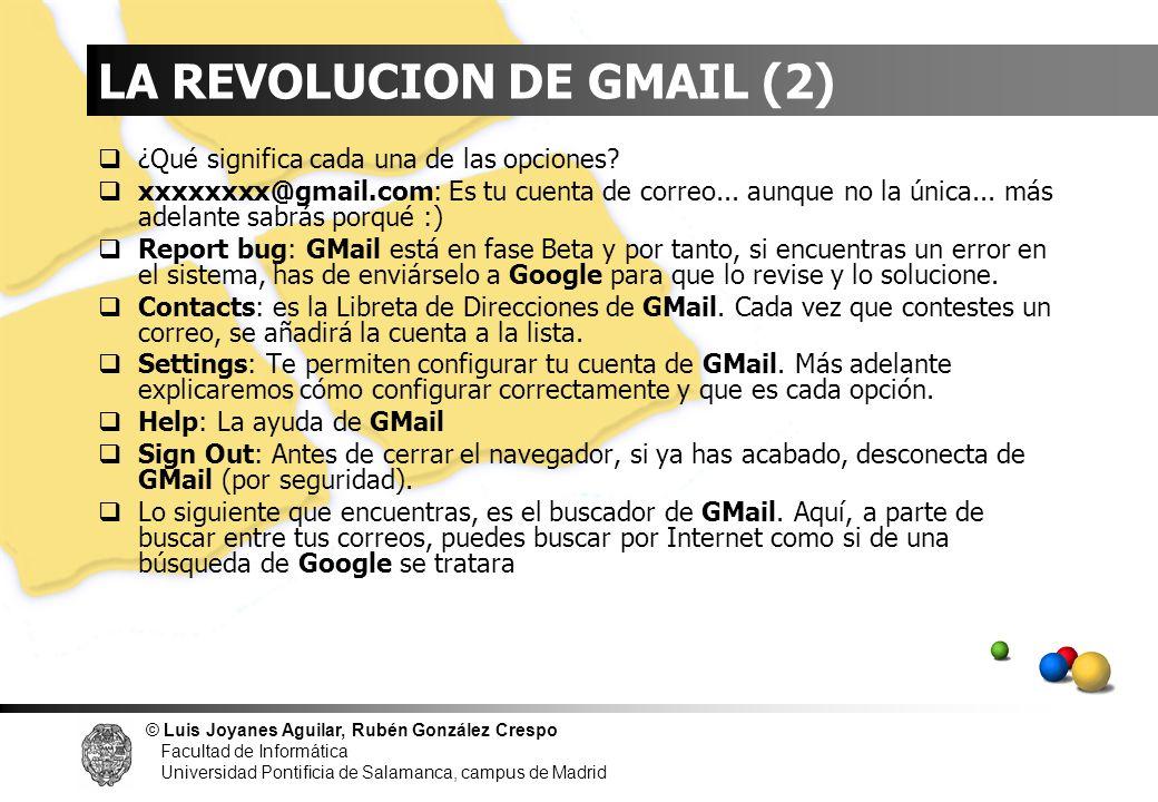 LA REVOLUCION DE GMAIL (2)